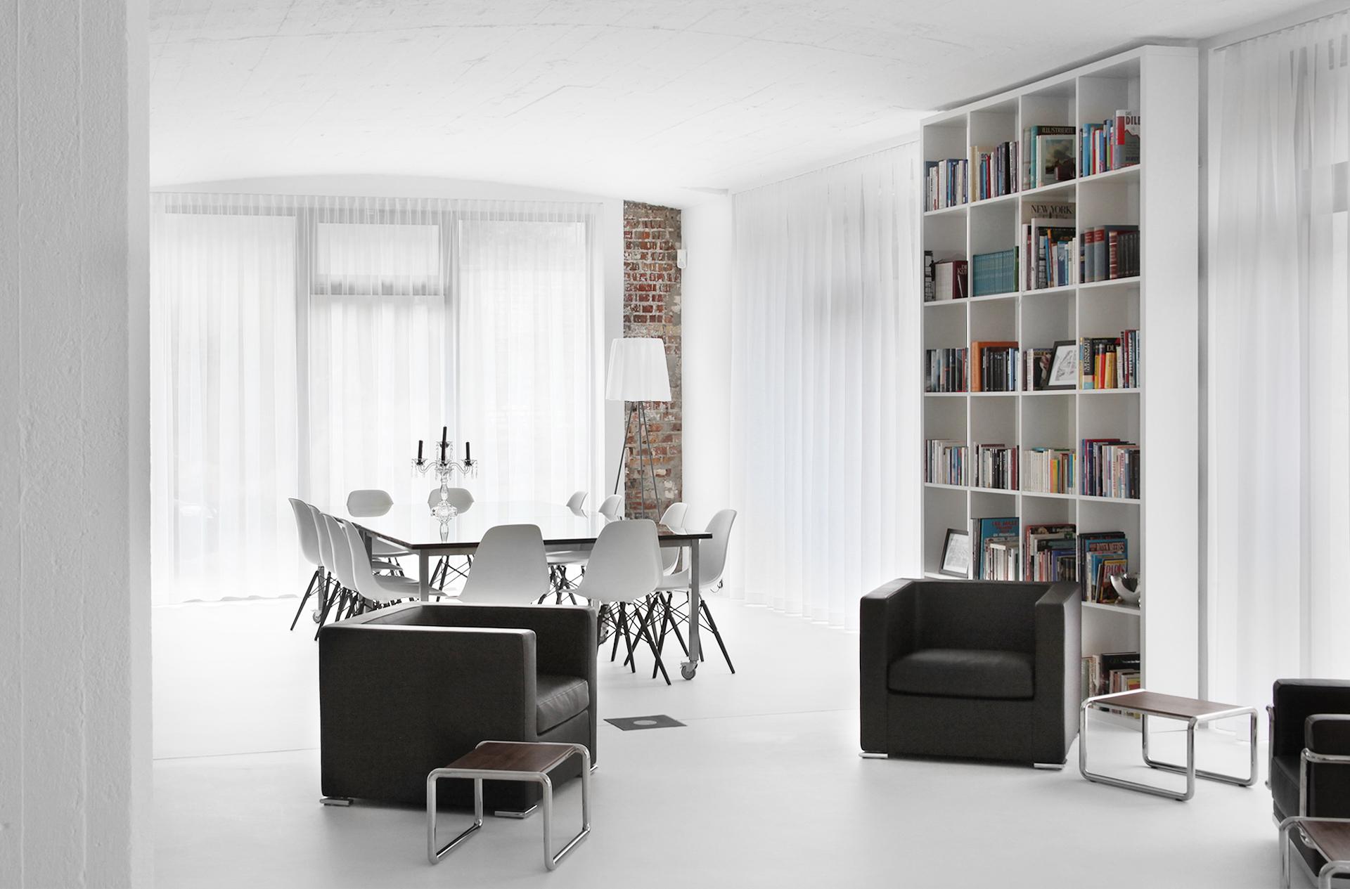 Gastraum Köln Design Stil Manipulation 2014