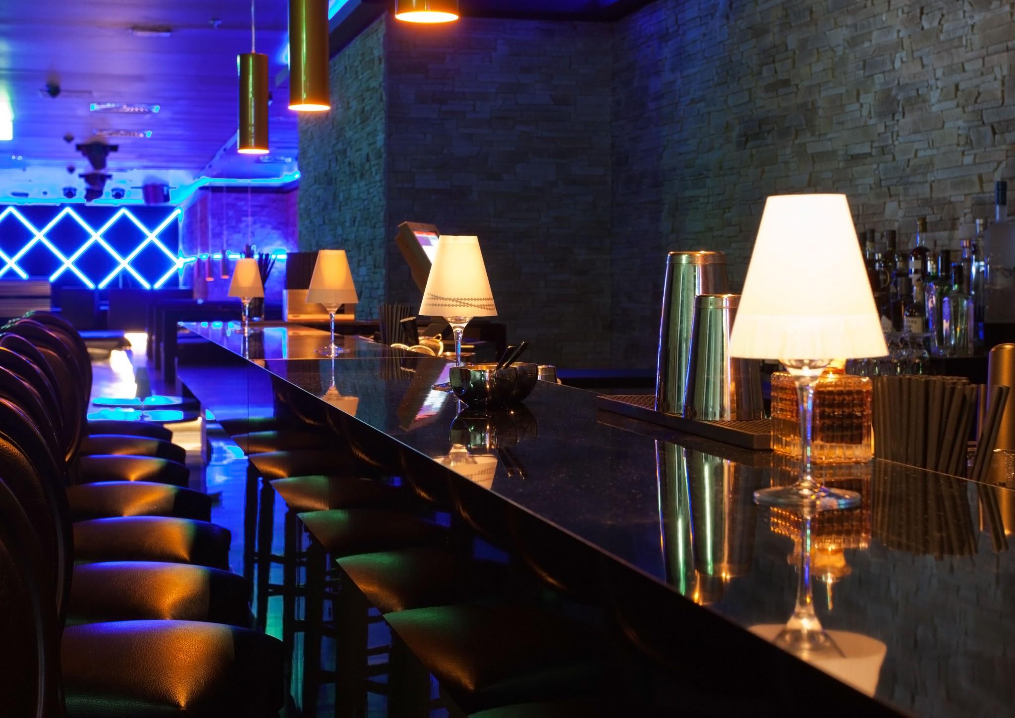 Playboy Club Interior Design Stil Manipulation 2012