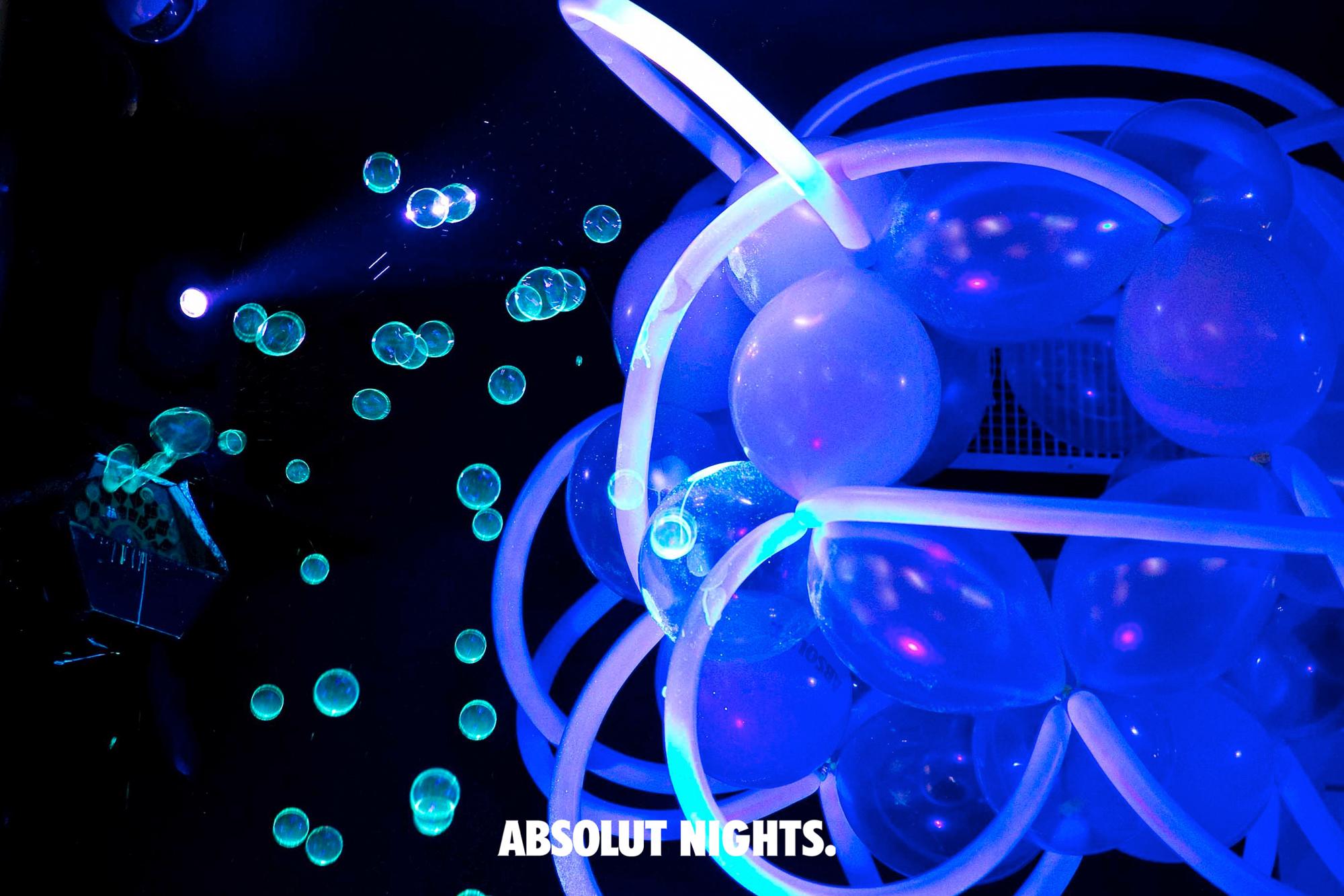 ABSOLUT Nights Events 2015 Balloon Art StilManipulation