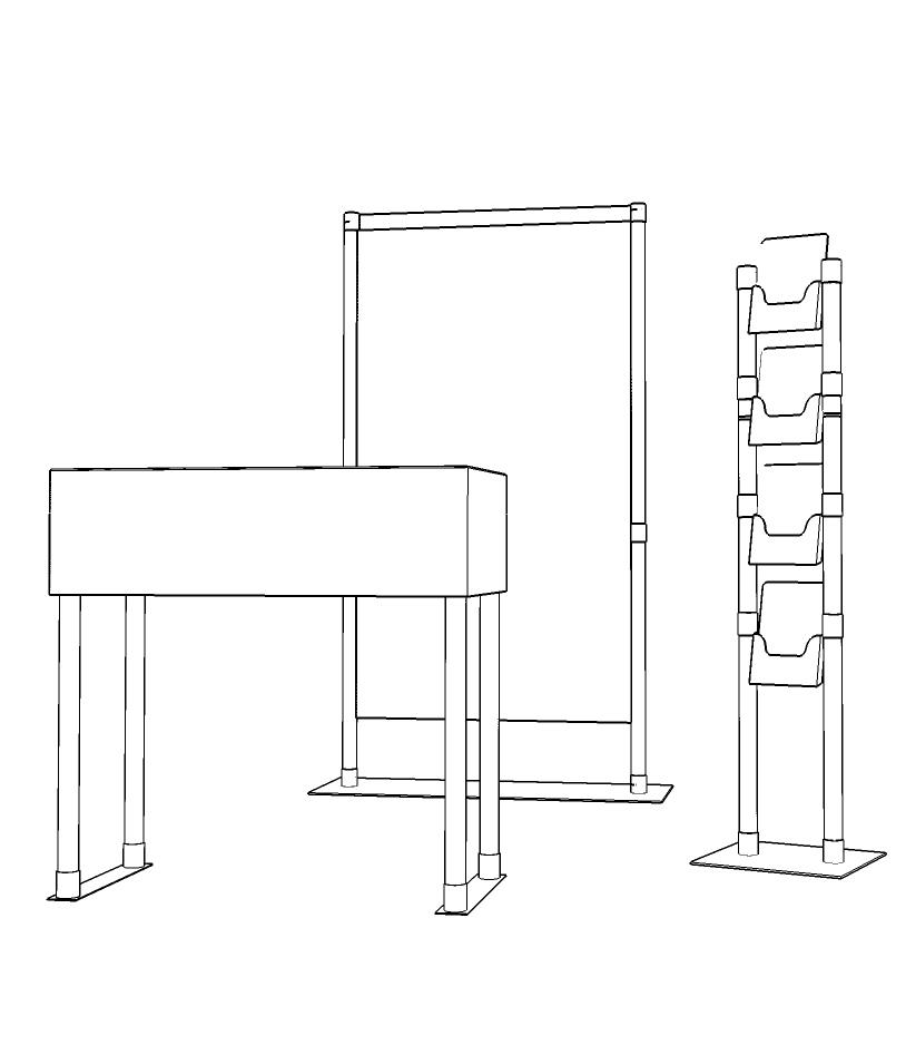 StilManipulation Next Kraftwerke Small Expo Set Design 2016