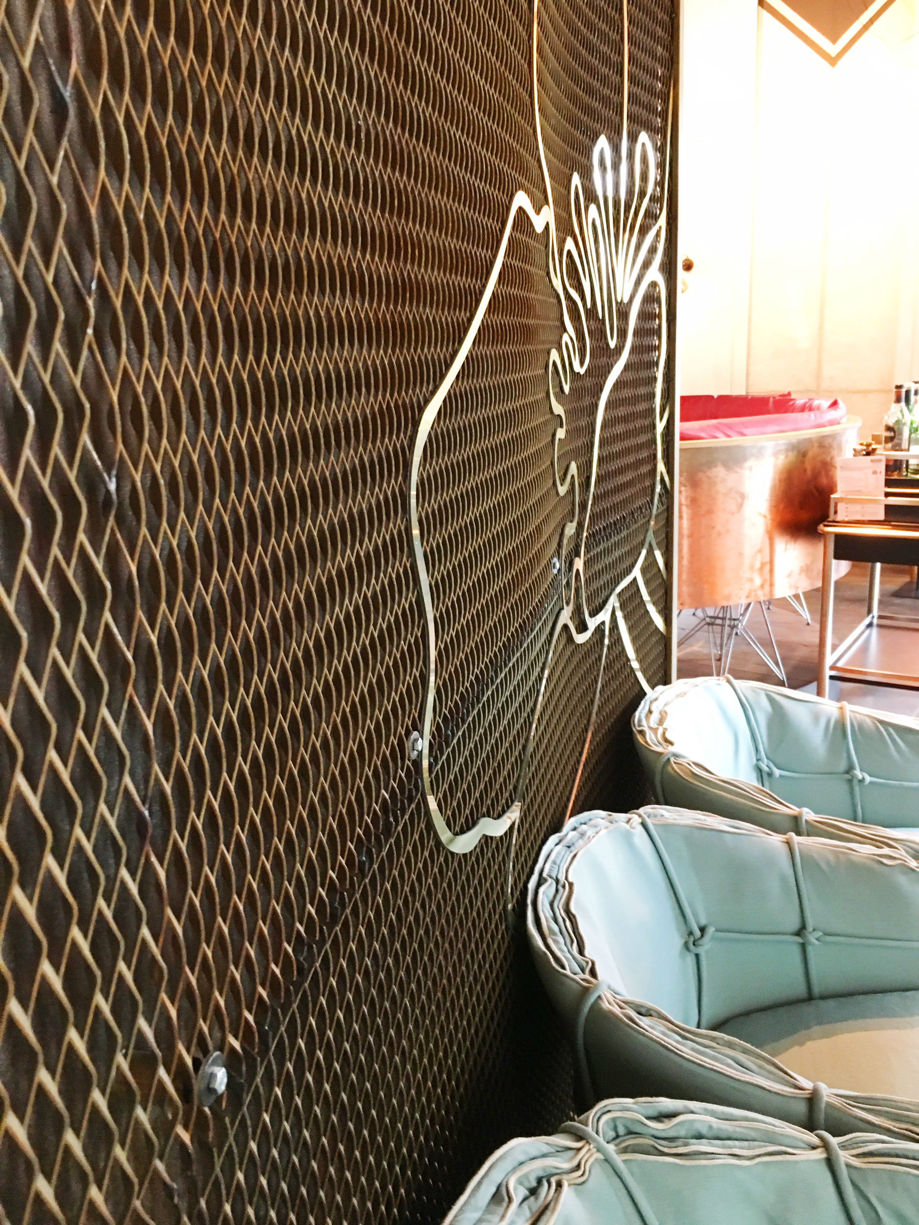 Perrier Jouet Branding La Boheme Muenchen Design Stil Manipulation 2017