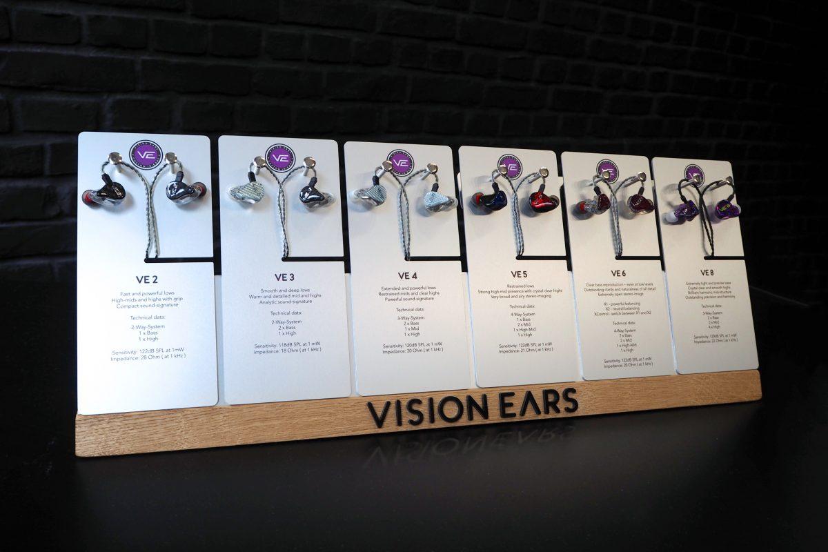 Vision Ears Product Display Design Stil Manipulation 2017