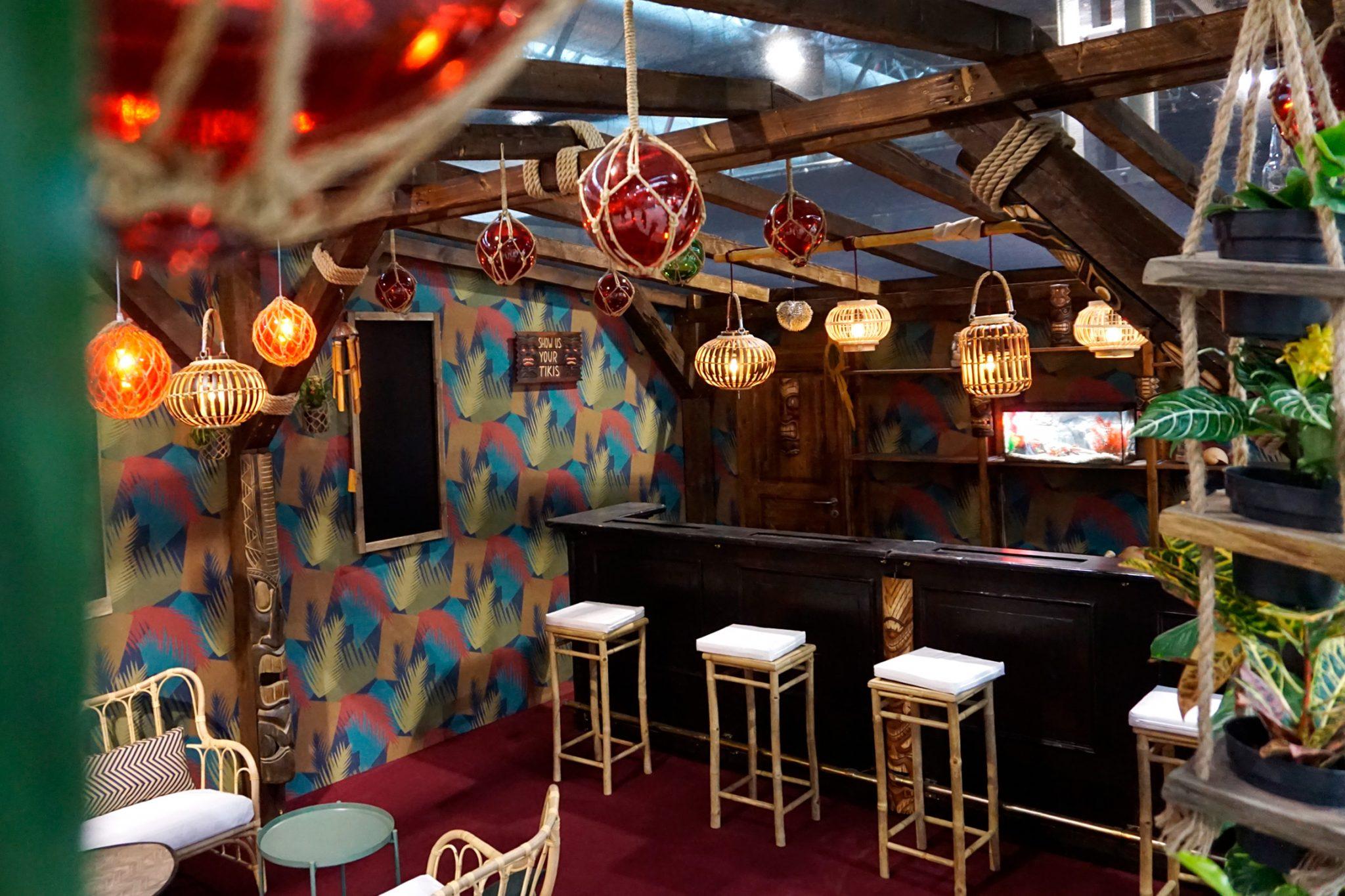 Havana Club BCB 2017, Design Stil Manipulation 2017, Bar Convent, Messestand Design