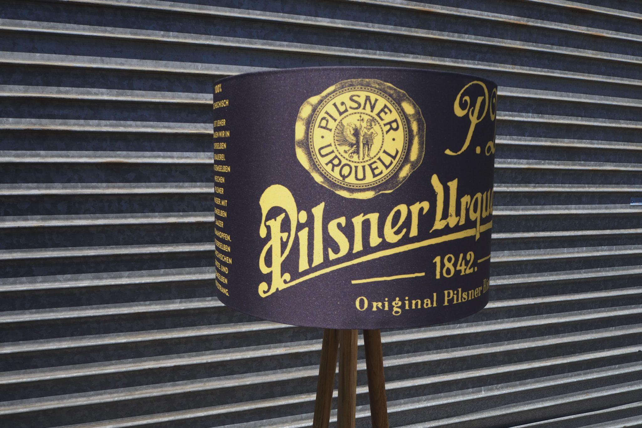 Pilsner Urquell Tools 2018, Design Stil Manipulation 2018, POSM Design