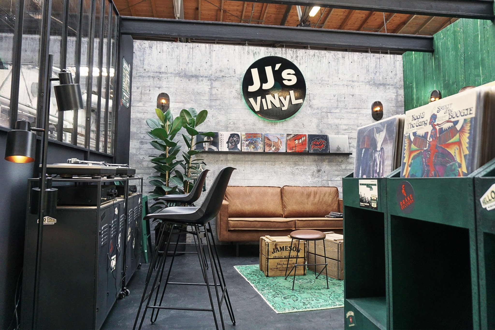 Jameson BCB 2018, Design Stil Manipulation 2018, Bar Convent, Messestand Design