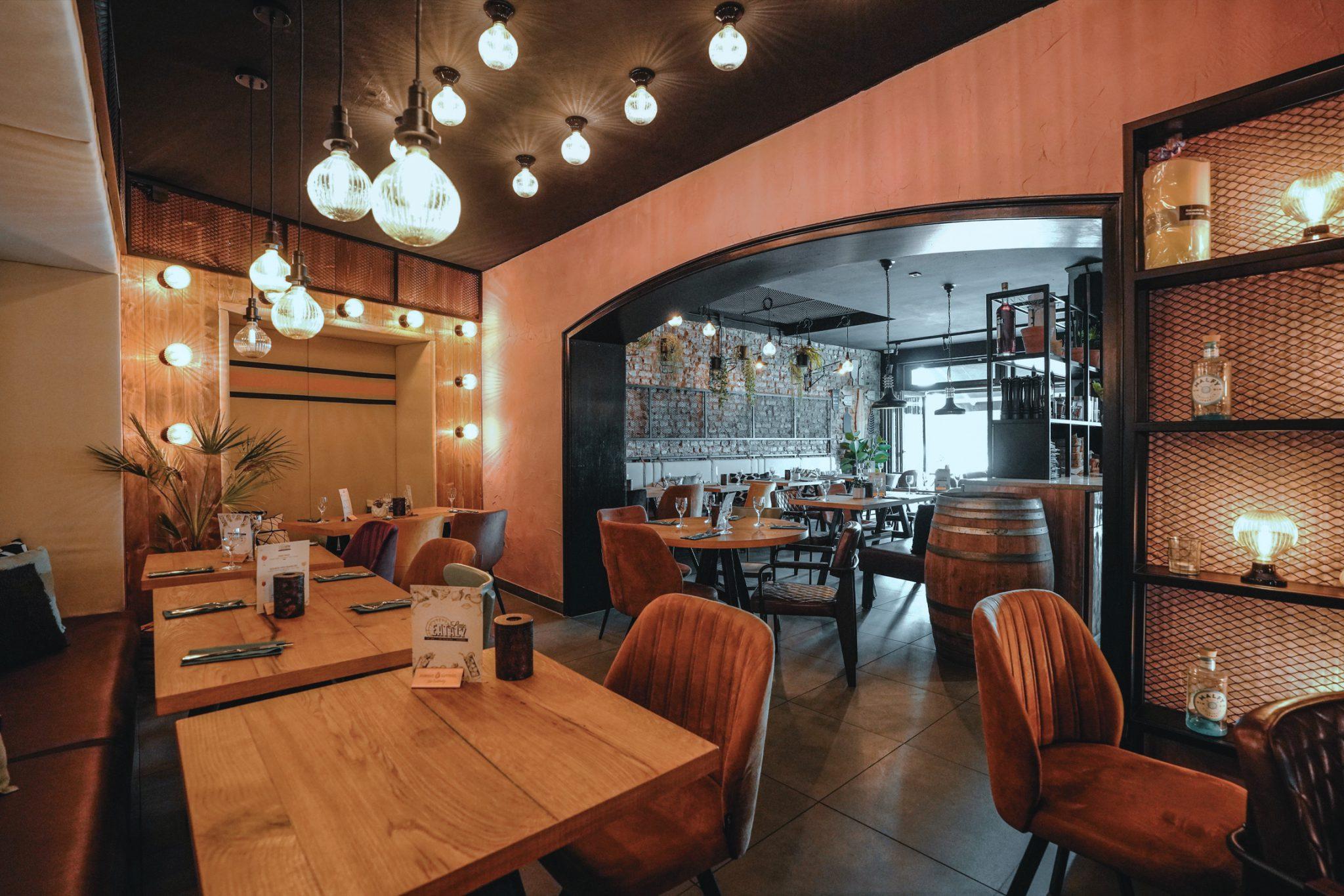 Little Eataly, Industrie Design, Restaurant Design, Bar Design, Gastronomiegestaltung, Interior Design, StilManipulation 2020